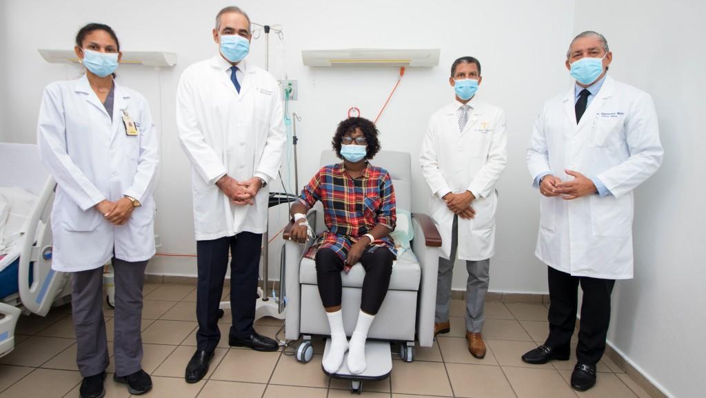 Realizan primer trasplante de páncreas en el país