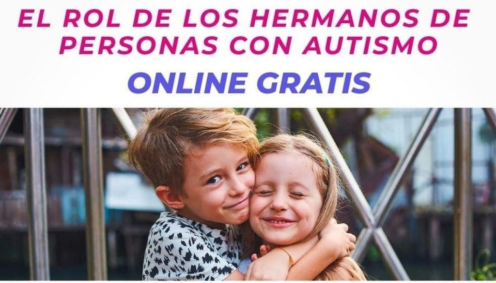 Realizarán conferencia sobre el rol de los hermanos de personas con autismo