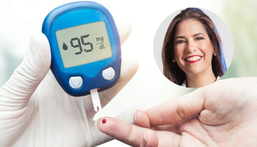 Alrededor de 13% de la población dominicana padece diabetes
