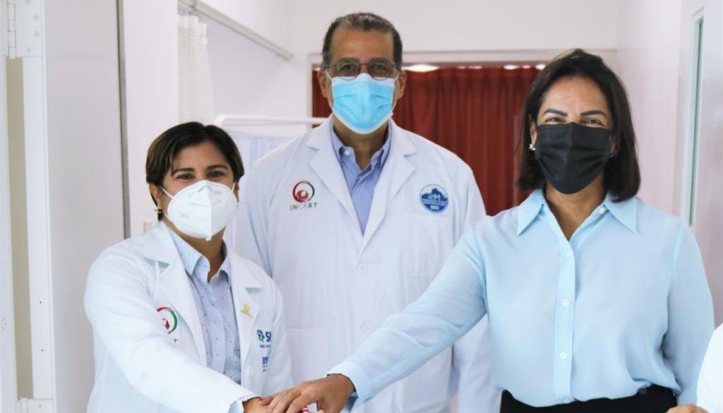 INCART inaugura área de procedimientos exclusiva para infantes