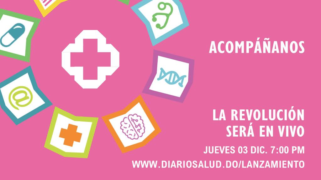 DiarioSalud.do invita a lanzamiento de nuevo proyecto