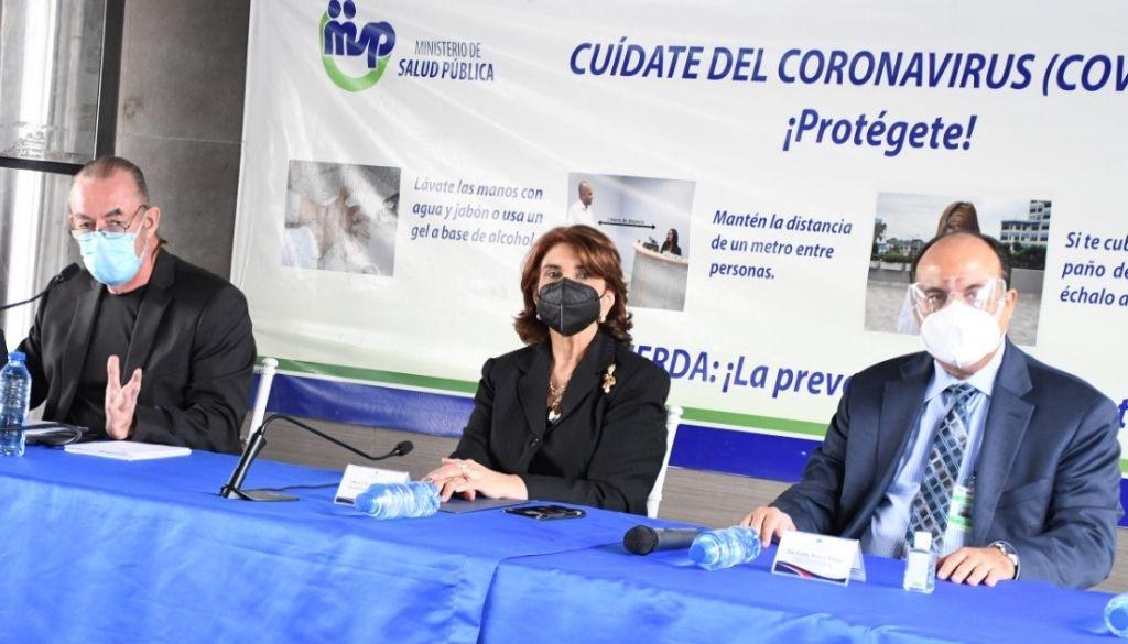 Aumentan contagios por Covid-19 en cinco provincias del país