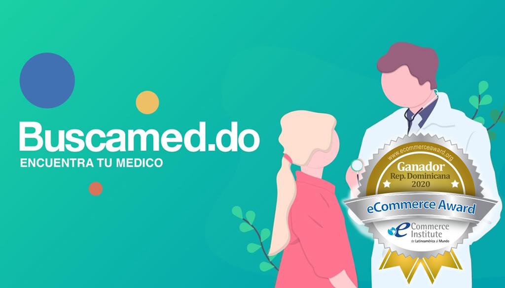 Buscamed.do gana Mejor Iniciativa Mobile en eCommerce Award 2020