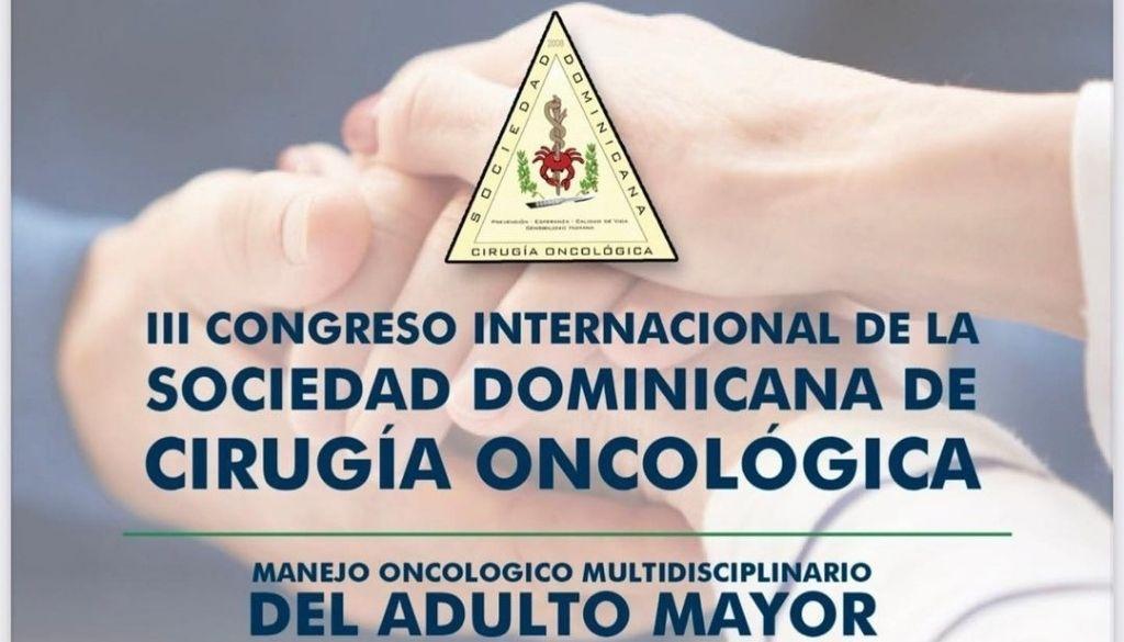 Sociedad de Cirugía Oncológica realiza su 3er Congreso Internacional