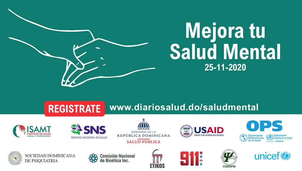 Lanzamiento del instituto de Salud Mental y Telepsicología y la Línea de ayuda a personas con ideas suicidas