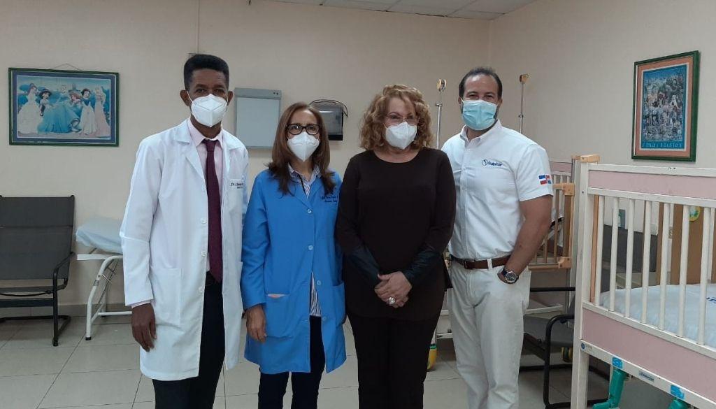 Hospital Robert Reid reapertura Sala de Neumología
