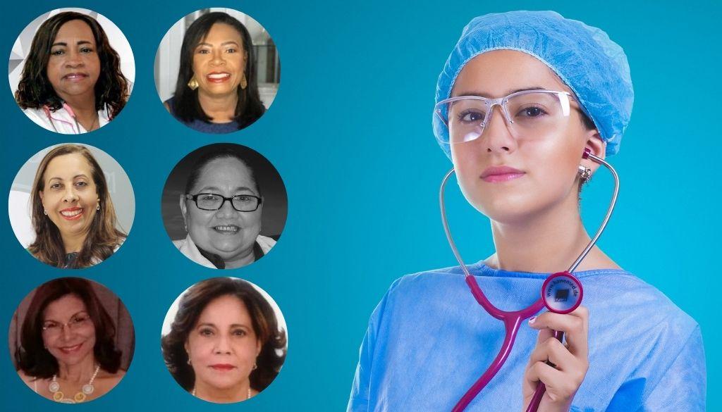 Reconocen doctoras  en Día de la No Violencia de Género