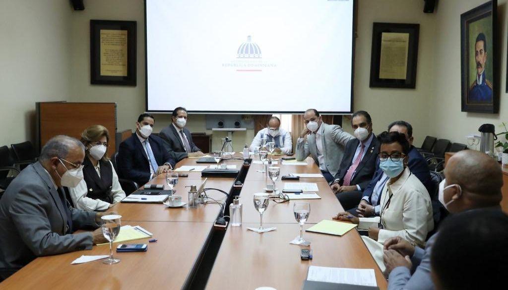 Colegio Psicólogos presenta propuestas al Gabinete de Salud