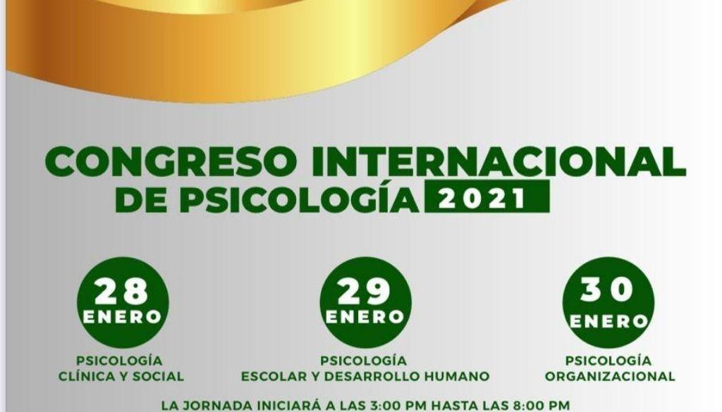 Psicólogos inician actividades de su congreso