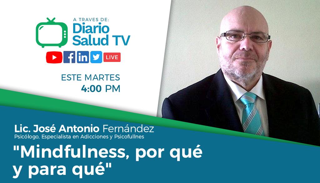 DiarioSalud TV invita a programa sobre mindfulness