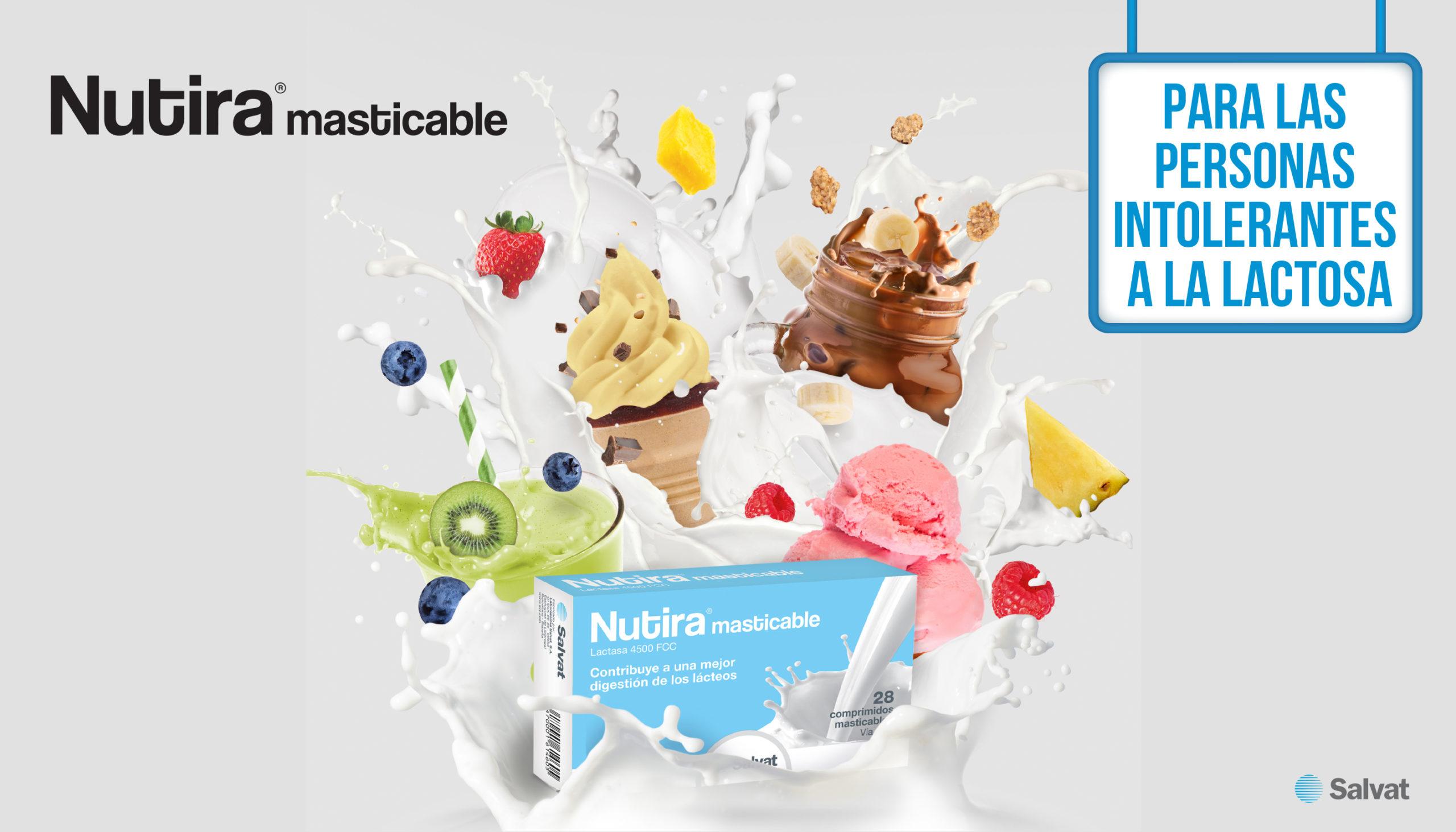 NUTIRA: Buenas noticias para los intolerantes a la lactosa