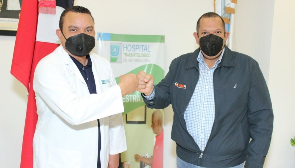 Hospital Ney Arias lanza operativo navideño de prevención de accidentes