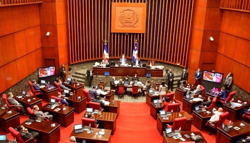 Senado aprueba 45 días de estado de emergencia nacional