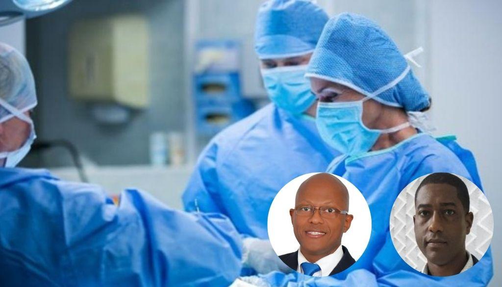 Denuncian médicos no han recibido salario 13