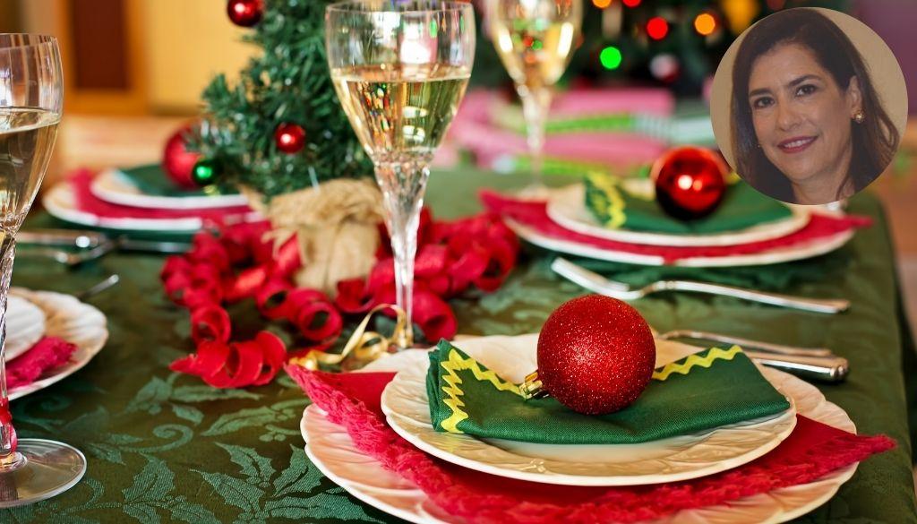 Comer saludable en Navidad y fin de año
