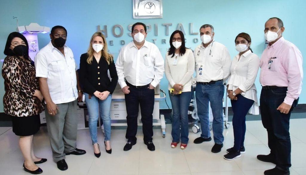 Entregan equipos a ocho hospitales valorados en 49 millones de pesos