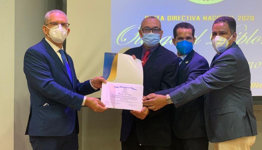 Cirujanos Dominicanos conmemoran su día