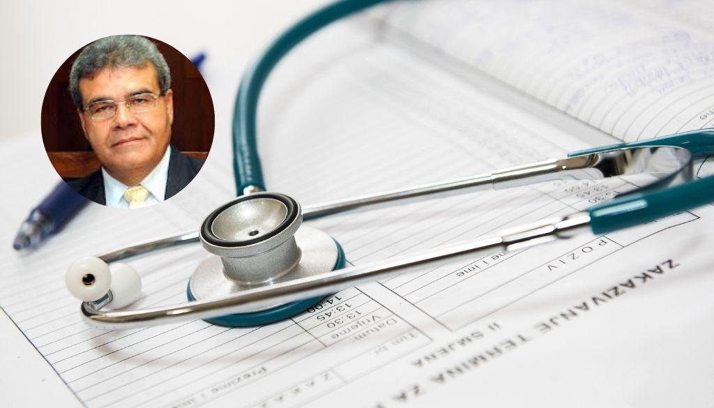 Doctor Senén Caba asegura salud en el país necesita ser revalorada