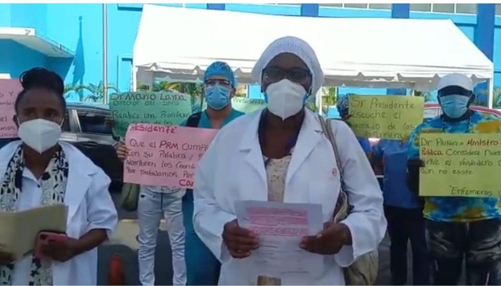 """Denuncian nombramiento por """"amiguismo"""" en gerencia de enfermería de la Maternidad la Altagracia"""