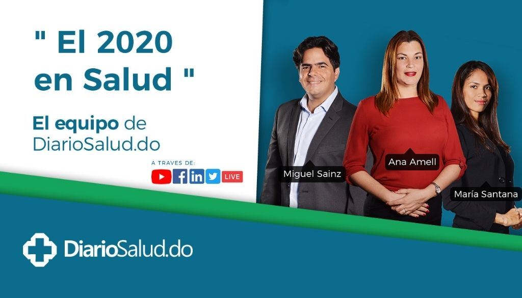 DiarioSalud TV realiza recuento sobre el 2020 en salud