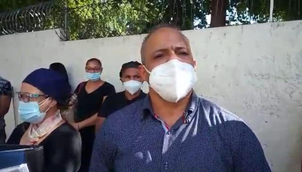 Tecnólogos Radiólogos protestan por despidos masivos