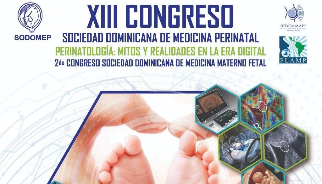 XIII Congreso Sociedad Dominicana de Medicina Perinatal (Sodomep)