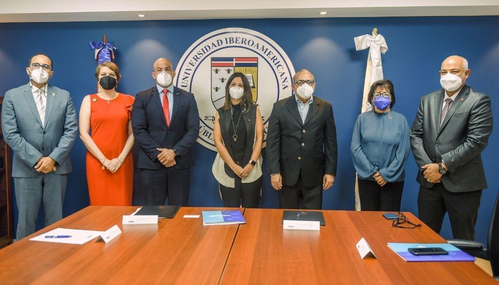 El Imtsag de Unibe y Salud Pública firman convenio de colaboración