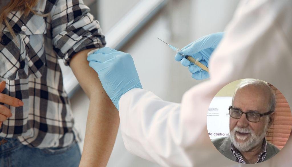 Doctor Zacarías Garib llama a tener confianza en vacunas aprobadas contra COVID-19
