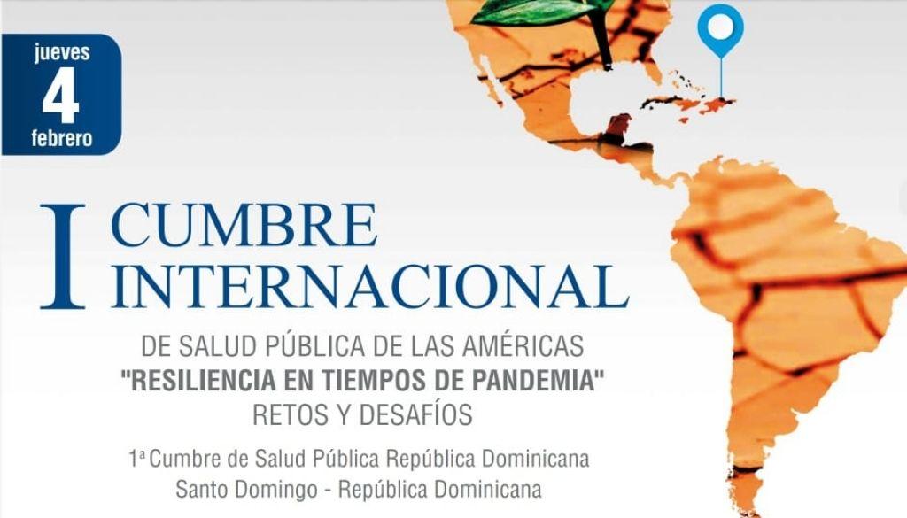 Realizarán primera Cumbre Internacional de Salud Pública de las Américas