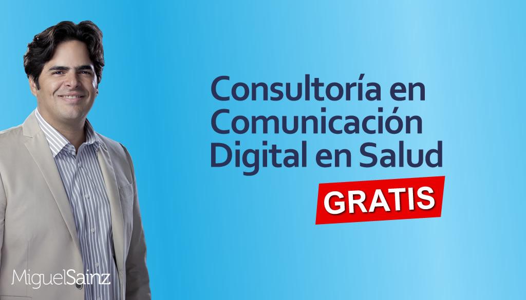 Contrata a Miguel Sainz como consultor de marketing digital gratis