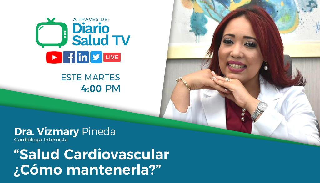 DiarioSalud TV invita a programa Salud Cardiovascular