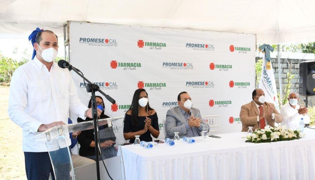 Inauguran Farmacia del Pueblo en Hato Mayor