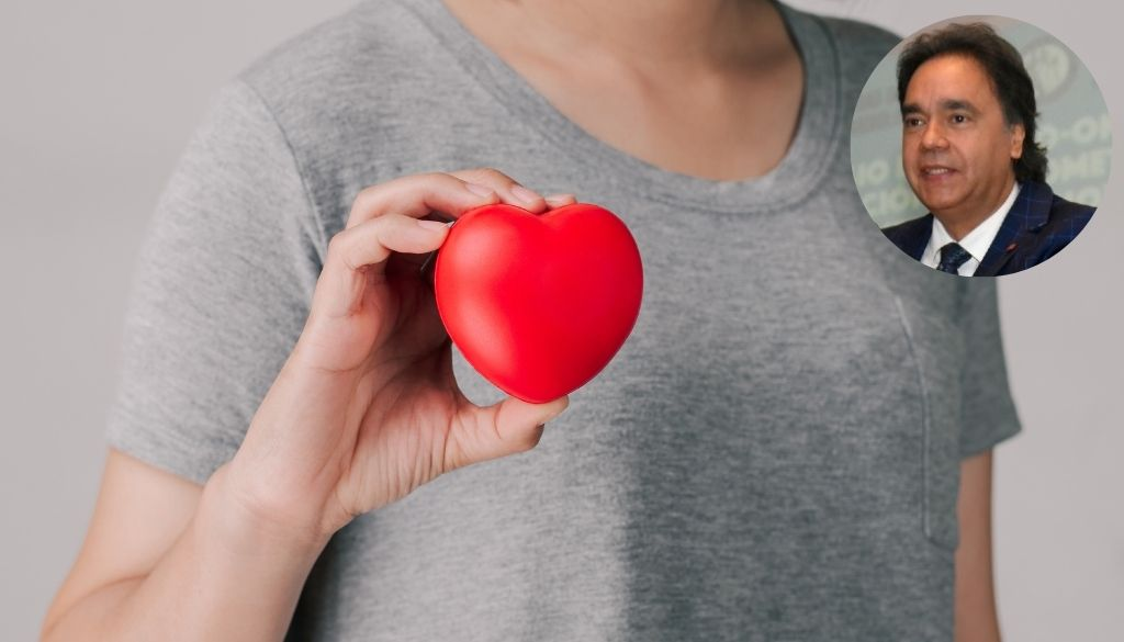 Presidente Sodocardio advierte pandemia agrava salud cardiovascular