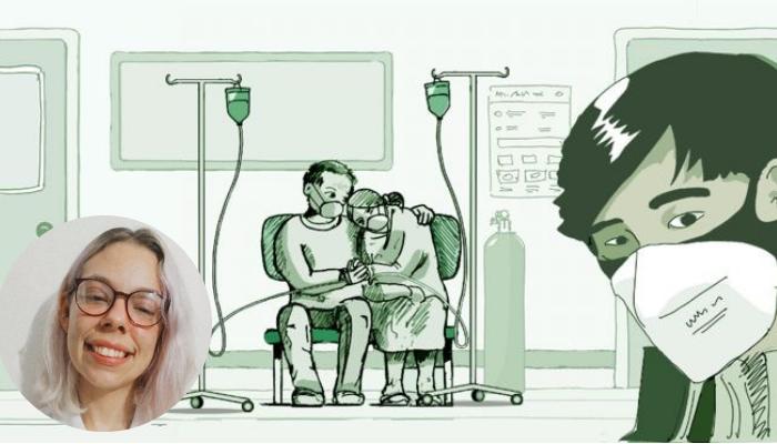¿Tienen los sobrevivientes de la COVID-19 un mayor riesgo de padecer un trastorno mental?