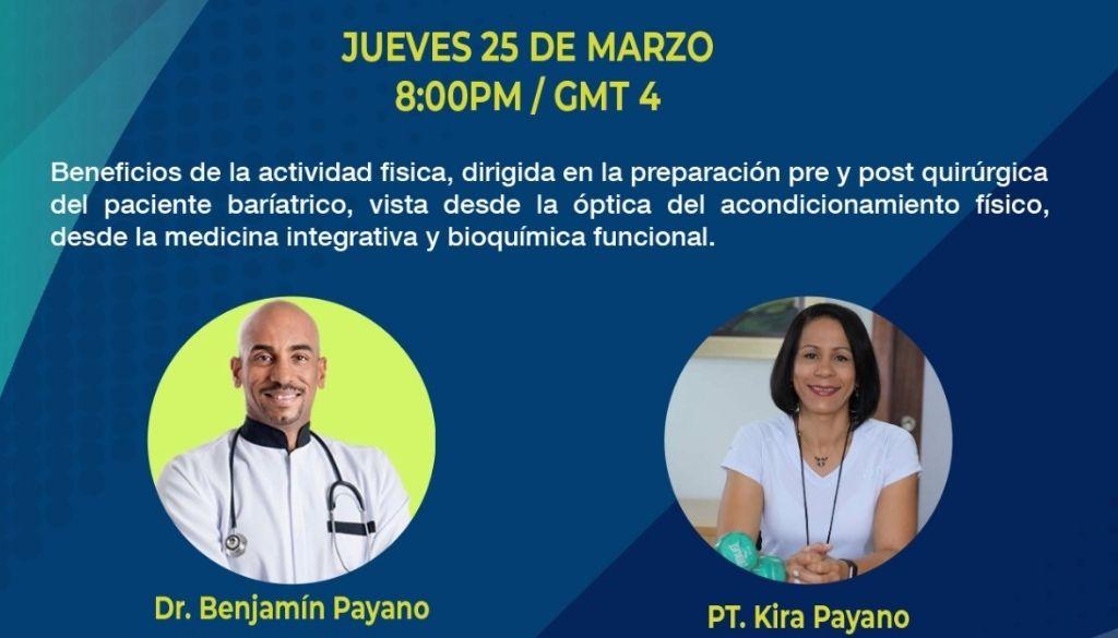 Debatirán sobre actividad física dirigida a pacientes bariátricos