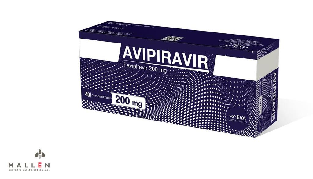 Avipiravir llega al país de la mano de Doctores Mallén Guerra