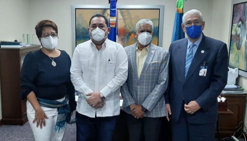 Colegio Odontólogos llega a acuerdo con SNS