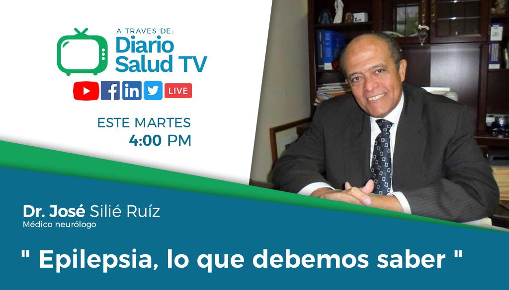 DiarioSalud TV invita a programa sobre epilepsia