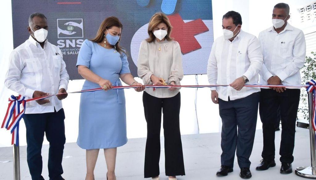 Inauguran nuevas áreas en hospitales del Sur