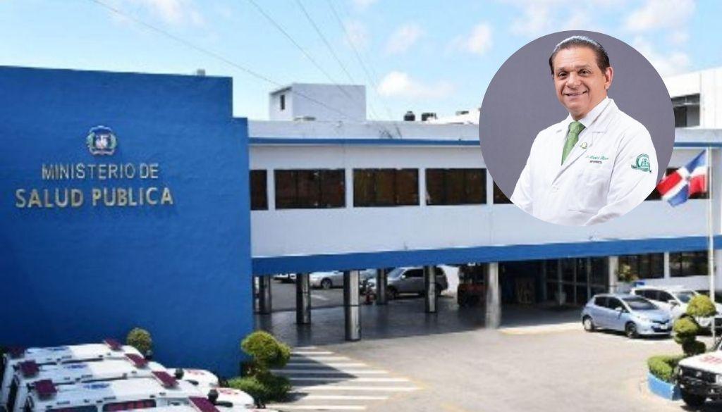 Presidente designa al doctor Daniel Rivera como ministro de Salud