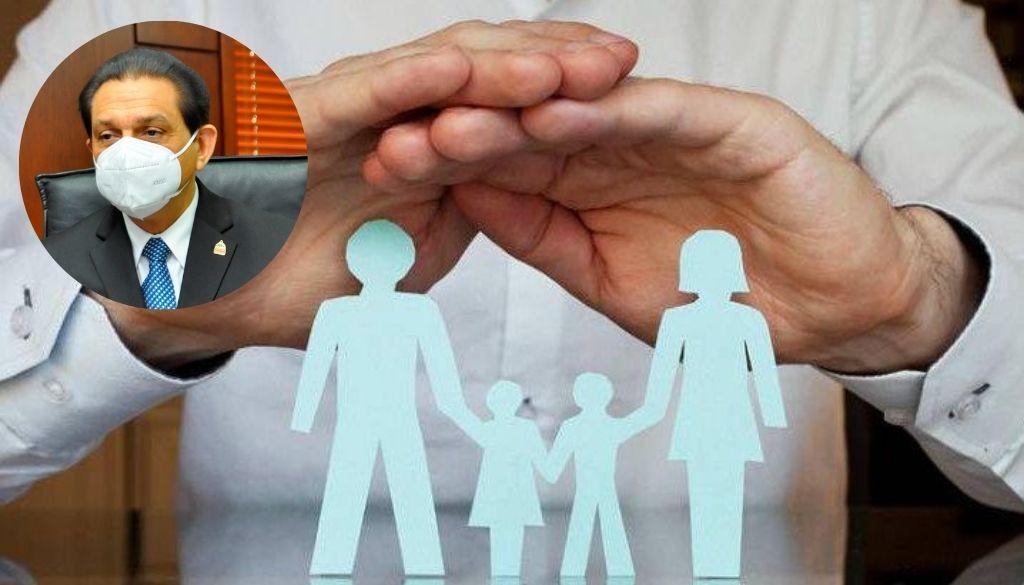 Ministro Salud  respalda revisión ley sobre Seguridad Social