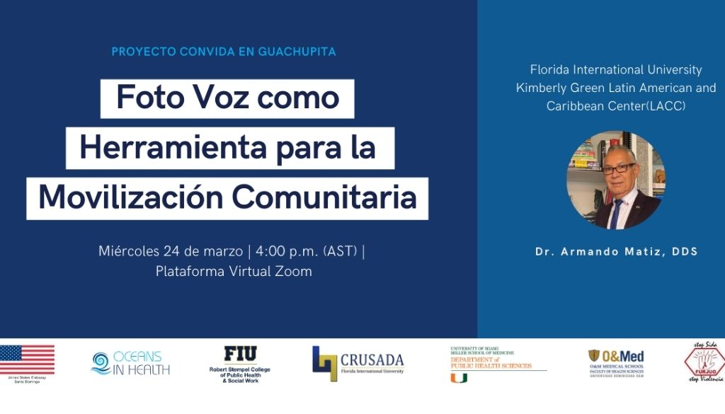 Two Oceans in Health invita a webinario sobre  Foto Voz