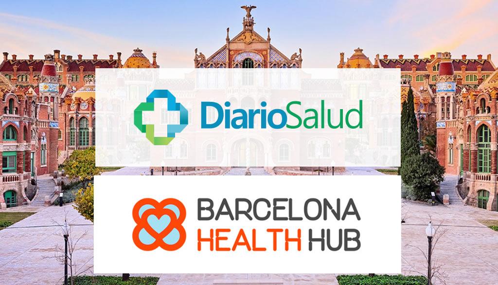 DiarioSalud firma alianza con Barcelona Health Hub