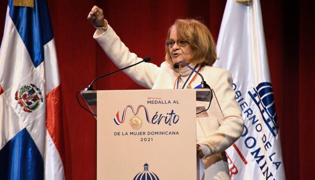 Reconocen labor de la enfermera Edith Altagracia Ramírez Ferreira
