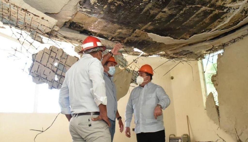 Director SNS supervisa hospitales del Sur