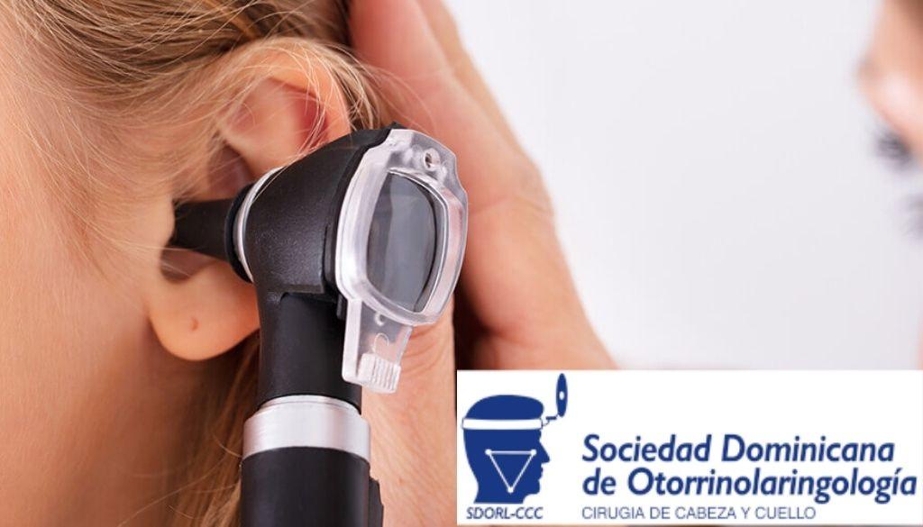 Sociedad de Otorrinolaringología juramenta directiva