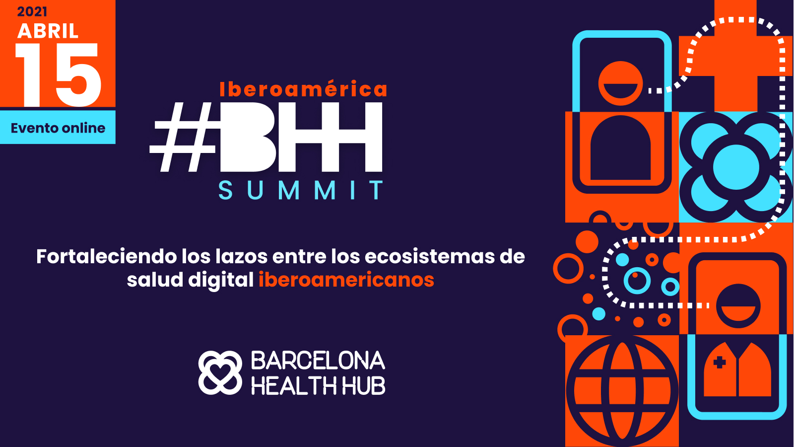 Aún está a tiempo de participar en el Summit de salud digital
