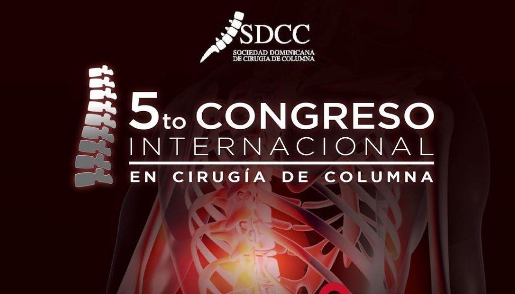 Sociedad Cirugía de Columna invita a 5to congreso