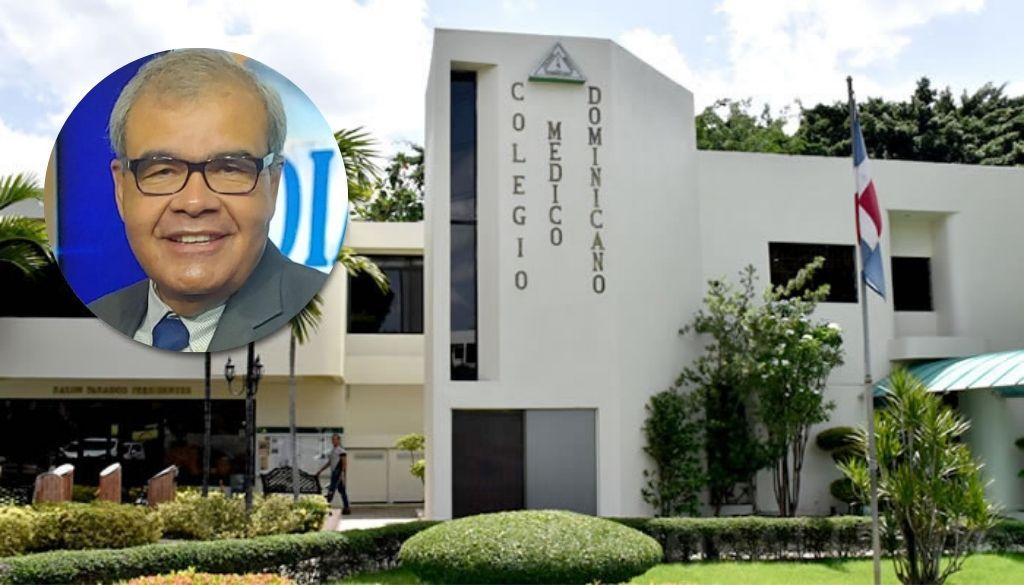 """Doctor Senén Caba, el expresidente """"progresista"""" que busca regresar a la presidencia del CMD"""