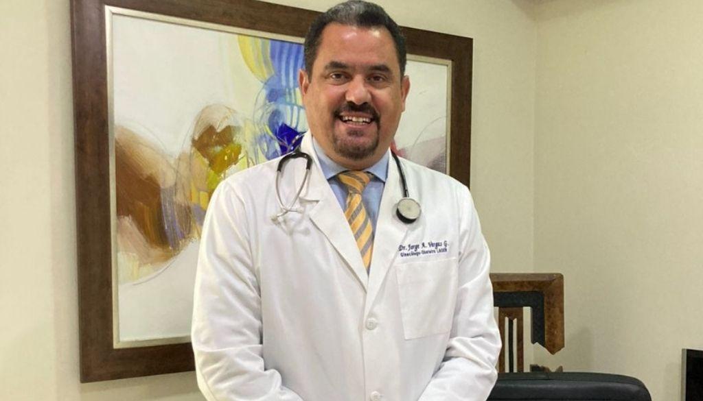 Eligen al doctor Jorge Vargas en el Comité Científico de la FLASOG